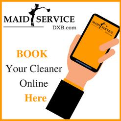Book Maids in Dubai Online Icon